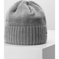 Eisbär TROP Czapka graumele. Szare czapki męskie Eisbär, z materiału. W wyprzedaży za 125,30 zł.