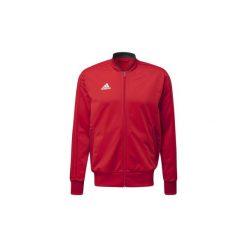 Bluzy dresowe adidas  Bluza Condivo 18. Czerwone bejsbolówki męskie Adidas, l, z dresówki. Za 169,00 zł.