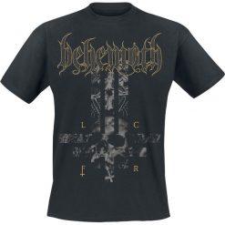 T-shirty męskie: Behemoth LCFR Cross T-Shirt czarny