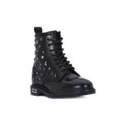 Kozaki i kalosze  Cult  SADE BLACK. Czarne buty zimowe damskie Cult. Za 549,95 zł.