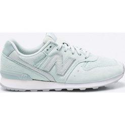 New Balance - Buty WR996WPM. Szare buty sportowe damskie marki New Balance. W wyprzedaży za 239,90 zł.