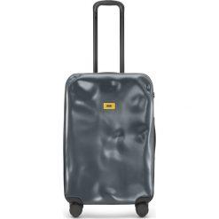 Walizka Icon średnia matowa szara. Szare walizki marki Crash Baggage, z materiału. Za 1040,00 zł.