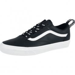 Vans Old Skool OTW Webbing Buty sportowe czarny/biały. Białe buty skate męskie Vans, na sznurówki, vans old skool. Za 365,90 zł.