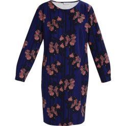 Sukienki hiszpanki: Betty & Co Sukienka letnia classic blue/dark blue