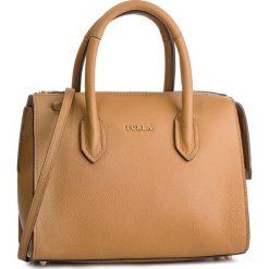 Torebka FURLA - Pin 994183 B BMN1 OAS Carmello. Brązowe torebki klasyczne damskie marki Furla, ze skóry. Za 1290,00 zł.