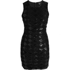 Odzież damska: Armani Exchange Sukienka koktajlowa black