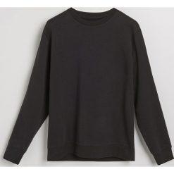 Bluza - Czarny. Czarne bluzy męskie Reserved, l. Za 119,99 zł.