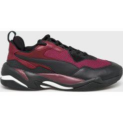 Puma - Buty Thunder Spectra. Czerwone halówki męskie marki Puma, xl, z materiału. Za 579,90 zł.
