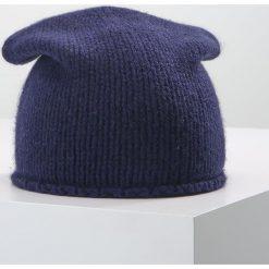 Polo Ralph Lauren PERFECT Czapka bright navy. Niebieskie czapki zimowe damskie Polo Ralph Lauren, z kaszmiru. W wyprzedaży za 341,10 zł.