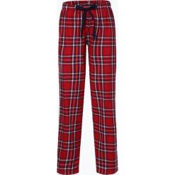 Franco Callegari - Damskie spodnie od piżamy, czerwony. Czerwone piżamy damskie Franco Callegari, z materiału. Za 89,95 zł.