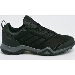 Adidas Performance - Buty Terrex Brushwood Leather. Czarne buty trekkingowe męskie adidas Performance, z materiału, na sznurówki, outdoorowe. Za 399,90 zł.