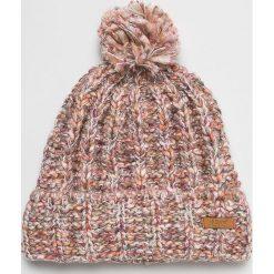 Barts - Czapka. Szare czapki zimowe damskie marki Barts, na zimę, z dzianiny. W wyprzedaży za 99,90 zł.