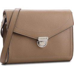 Torebka COCCINELLE - CV3 Mini Bag E5 CV3 55 H1 07 Taupe N75. Brązowe listonoszki damskie Coccinelle, ze skóry. W wyprzedaży za 659,00 zł.