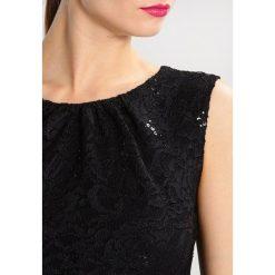 Swing Sukienka koktajlowa schwarz. Czarne sukienki koktajlowe marki Swing, z elastanu. Za 519,00 zł.