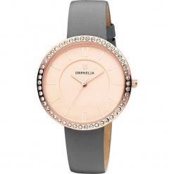 Zegarek kwarcowy w kolorze szaro-różowozłotym. Szare, analogowe zegarki damskie Esprit Watches, metalowe. W wyprzedaży za 136,95 zł.