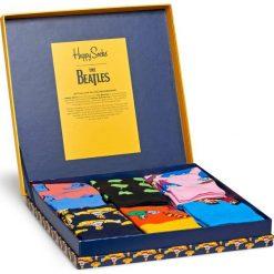 Skarpetki damskie: Happy Socks – Skarpetki The Beatles Collector (6-pack)