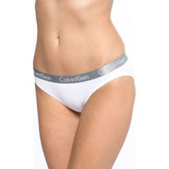 Calvin Klein Underwear - Figi. Różowe figi marki Calvin Klein Underwear, l, z dzianiny. Za 64,90 zł.
