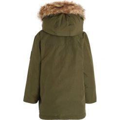 GAP WARMEST Płaszcz puchowy holly. Brązowe płaszcze dziewczęce GAP, z bawełny. W wyprzedaży za 335,20 zł.