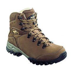 Buty trekkingowe damskie: MEINDL Buty damskie Meran Lady brązowe r. 39.5 (5133-10)