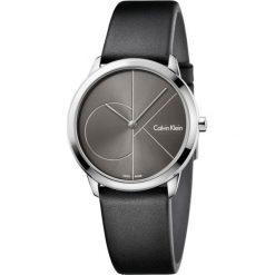 ZEGAREK CALVIN KLEIN MINIMAL K3M221C3. Brązowe zegarki męskie marki Calvin Klein, szklane. Za 769,00 zł.