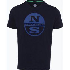 T-shirty męskie: North Sails - T-shirt męski, niebieski