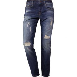 True Religion ROCCO  Jeansy Slim Fit blue. Niebieskie jeansy męskie relaxed fit True Religion. Za 839,00 zł.