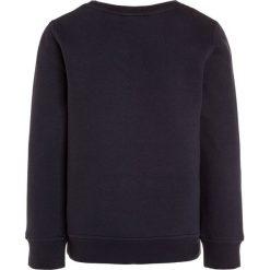 BOSS Kidswear Bluza marine. Niebieskie bluzy chłopięce marki BOSS Kidswear, z bawełny. Za 369,00 zł.