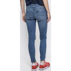 Lee - Jeansy JODEE. Niebieskie jeansy damskie marki Lee. W wyprzedaży za 219,90 zł.
