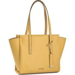 Shopper bag damskie: Torebka CALVIN KLEIN BLACK LABEL – Frame Medium Shopper K60K603979  703