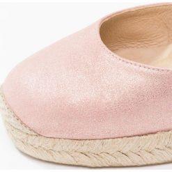 Buty ślubne damskie: Unisa CACERES Czółenka na platformie ballet