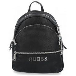 Guess Plecak Damski Czarny. Czarne plecaki damskie Guess, eleganckie. Za 649,00 zł.