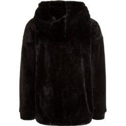 Next SUPER SOFT HOODED ZIP THROUGH Kurtka z polaru black. Czarne kurtki dziewczęce przeciwdeszczowe Next, z materiału. Za 159,00 zł.