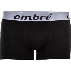 BOKSERKI MĘSKIE U06 - CZARNE 3-PAK. Czarne bokserki męskie Ombre Clothing, z bawełny. Za 24,99 zł.