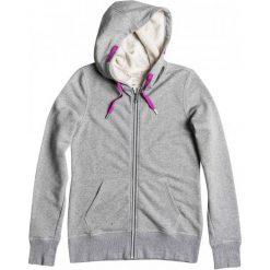 Roxy Bluza Throw Down Hood J Heritage Heather Xs. Białe bluzy sportowe damskie marki Roxy, l, z nadrukiem, z materiału. W wyprzedaży za 169,00 zł.