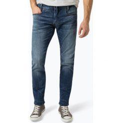 G-Star - Jeansy męskie – D-Staq, niebieski. Niebieskie jeansy męskie relaxed fit marki G-Star. Za 559,95 zł.
