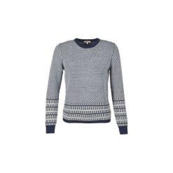 Swetry Aigle  MONTPEYRA. Niebieskie swetry klasyczne damskie Aigle, l. Za 529,00 zł.