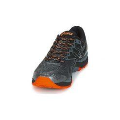 Buty do biegania Asics  GEL-FujiTrabuco 6. Czarne buty do biegania męskie Asics. Za 455,20 zł.