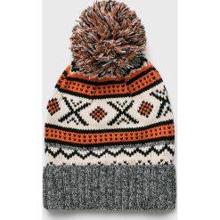 Medicine - Czapka Scottish Modernity. Szare czapki zimowe męskie MEDICINE, z dzianiny. Za 49,90 zł.