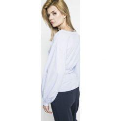 Vero Moda - Bluzka Multi. Szare bluzki asymetryczne Vero Moda, l, z bawełny, casualowe. W wyprzedaży za 79,90 zł.