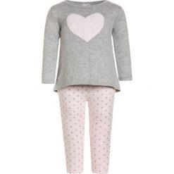 Swetry chłopięce: Carter's GIRL HEART RUFFLE BACK BABY SET  Sweter heather