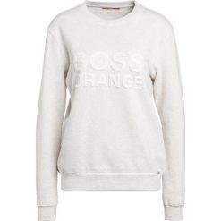 Bluzy rozpinane damskie: BOSS Orange TALOGO Bluza open white