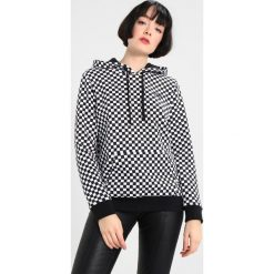 Odzież damska: Vans CHECKERS HOODIE Bluza z kapturem black
