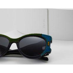 Okulary przeciwsłoneczne damskie: Prada Okulary przeciwsłoneczne grey/light blue