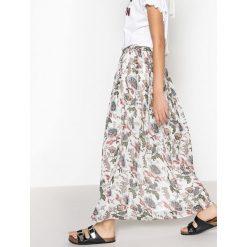 Długie spódnice: Spódnica midi w kwiatki FELIX