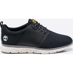 Timberland - Buty Killington Oxford. Czarne buty skate męskie Timberland, z materiału, na sznurówki. W wyprzedaży za 359,90 zł.