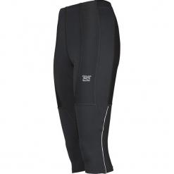 """Legginsy funkcyjne """"Push Performance"""" w kolorze czarnym. Czarne legginsy marki TAO Sportswear, z materiału. W wyprzedaży za 217,95 zł."""
