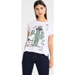 T-shirty damskie: Princess goes Hollywood Tshirt z nadrukiem white
