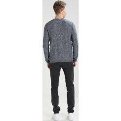 Swetry męskie: Jack & Jones JORUBER CREW NECK Sweter estate blue
