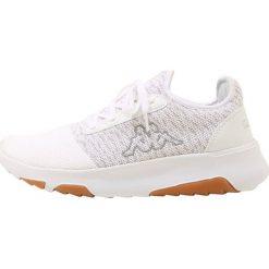 Kappa SHARE Obuwie treningowe white/light grey. Szare buty sportowe męskie marki Kappa, z gumy. Za 169,00 zł.