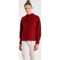 Bluzy rozpinane damskie: Vero Moda VMPRISCILLA HOOD Bluza z kapturem sundried tomato